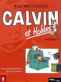 Calvin et Hobbes : intégrale. Volume 9