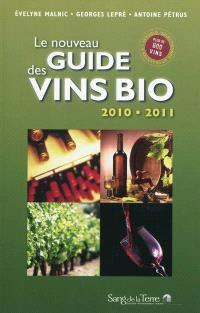 Le nouveau guide des vins bio 2010-2011