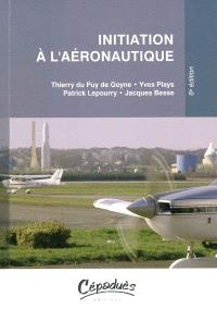 Initiation à l'aéronautique