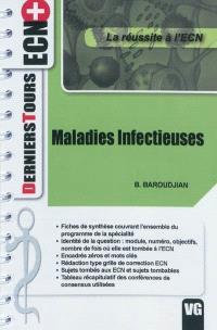 Maladies infectieuses : la réussite à l'ECN