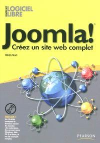 Joomla ! : créez un site Web complet