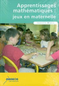 Apprentissages mathématiques : jeux en maternelle