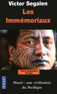 Les immémoriaux : avec 40 illustrations et 2 cartes dans le texte