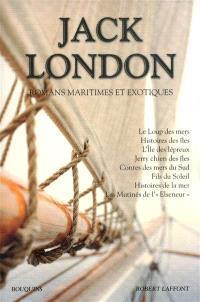 Oeuvres. Volume 2, Romans maritimes et exotiques