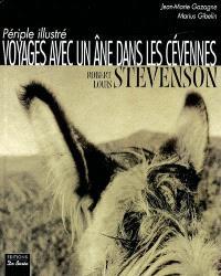 Voyages avec un âne dans les Cévennes : périple illustré