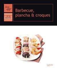 Barbecue, plancha & croques