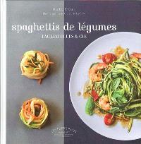 Spaghettis de légumes : tagliatelles & Cie