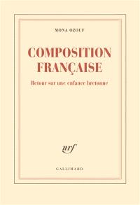 Composition française : retour sur une enfance bretonne