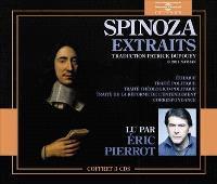 Spinoza : extraits de l'oeuvre