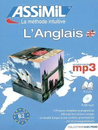 L'anglais : pack MP3