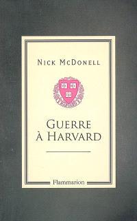 Guerre à Harvard