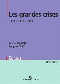 Les grandes crises : 1873, 1929, 1973