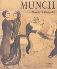 Munch, dessins : expositions, Bruxelles, musée d'Ixelles, 19 févr.-16 mai 2004 ; Oslo, musée Munch, 21 oct. 2004-16 janv. 2005