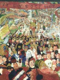 James Ensor : sa vie, son oeuvre : catalogue raisonné des peintures