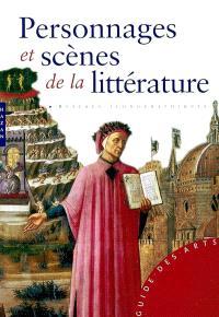 Personnages et scènes de la littérature : repères iconographiques
