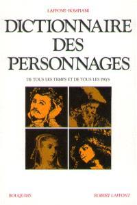 Dictionnaire des personnages