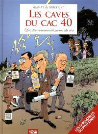 Les caves du CAC 40 : les dix commandements du vin