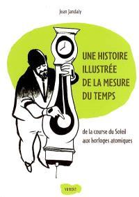 Une histoire illustrée de la mesure du temps : de la course du Soleil aux horloges atomiques
