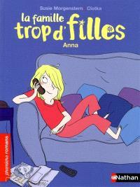 La famille trop d'filles, Anna