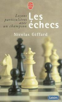 Les échecs : leçons particulières avec un champion