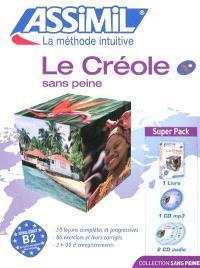 Le créole sans peine : super pack
