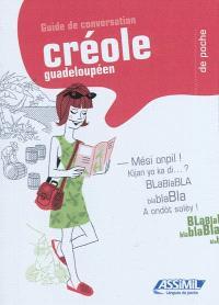 Le créole guadeloupéen de poche : guide de conversation