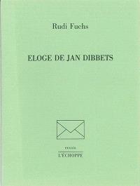 Eloge de Jan Dibbets