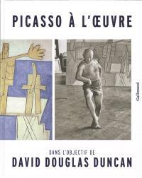 Picasso à l'oeuvre dans l'objectif de David Douglas Duncan
