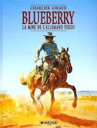 Blueberry. Volume 11, La mine de l'Allemand perdu