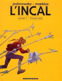 L'Incal. Volume 1, L'Incal noir