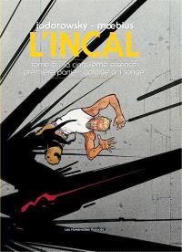 L'Incal, Volume 5, La cinquième essence. Volume 1, Galaxie qui songe