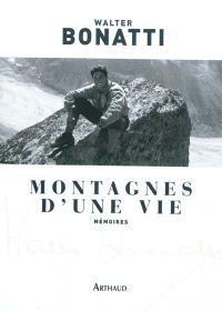 Montagnes d'une vie