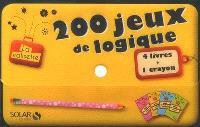 200 jeux de logique