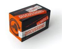 La boîte à discussions : oserez-vous répondre à toutes les questions ?