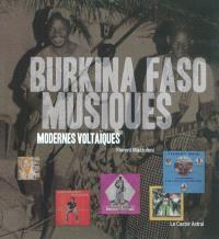 Burkina Faso musiques : modernes voltaïques
