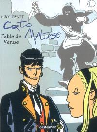 Corto Maltese. Volume 10, Fable de Venise