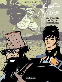 Corto Maltese. Volume 11, La maison dorée de Samarkand