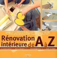 Rénovation intérieure de A à Z : conception, réalisation, aménagement, entretien