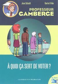 Professeur Gamberge. Volume 18, A quoi ça sert de voter ?