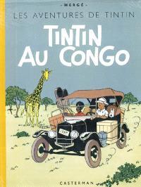 Les aventures de Tintin. Volume 2004, Tintin au Congo
