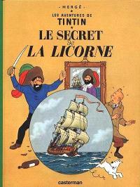Les aventures de Tintin. Volume 11, Le secret de La Licorne