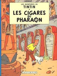 Les aventures de Tintin. Volume 4, Les cigares du pharaon