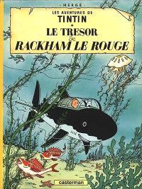 Les aventures de Tintin. Volume 12, Le trésor de Rackham le Rouge