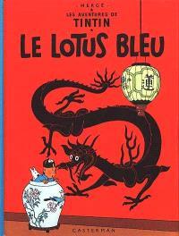 Les aventures de Tintin. Volume 5, Le Lotus bleu