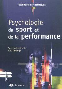 Psychologie du sport et de la performance