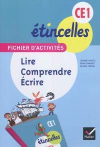 Fichier d'activités CE1 : lire, comprendre, écrire