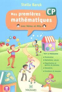 Mes premières mathématiques avec Némo et Mila, CP