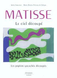 Matisse, le ciel découpé : les papiers gouachés découpés