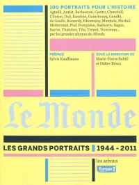 Les grands portraits, 1944-2011