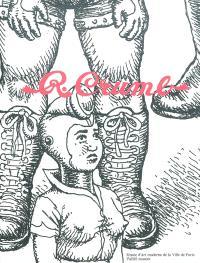 R. Crumb : de l'underground à la Genèse : exposition, Musée d'art moderne de la Ville de Paris, 13 avril-19 août 2012